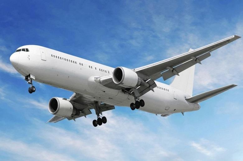 самолет на сайт